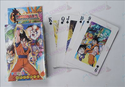Dragon Ball Poker Αξεσουάρ