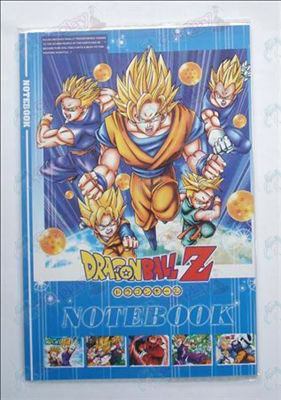 Dragon Ball Αξεσουάρ Notebook