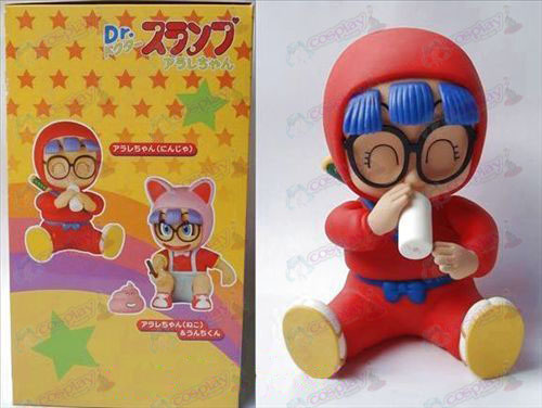 Xiaoyun Doll Red (16cm)