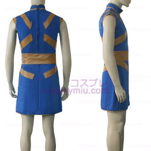 Hunter X Hunter Kurapica Fighting Κοστούμια Cosplay