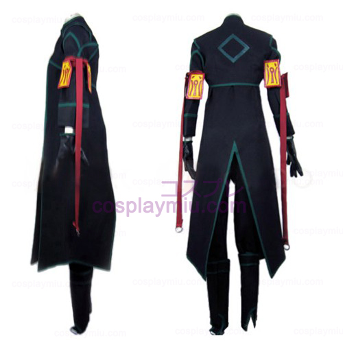 Tales of the Abyss Sync το Tempest Απόκριες Cosplay κοστούμι