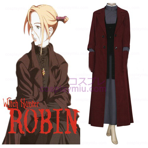 Witch Hunter Robin Robin Κοστούμια Cosplay Sena