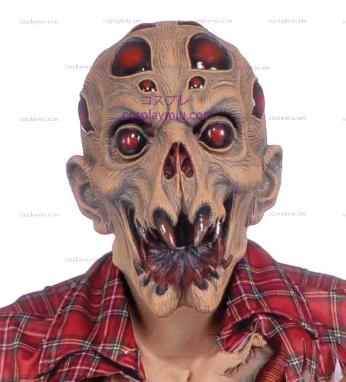 Gruesome Alien Mask Adult Abduction