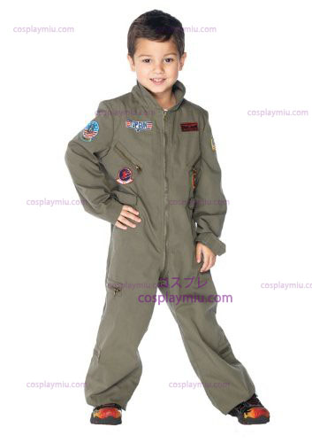 Top Flight Gun Kids Κοστούμια Suit
