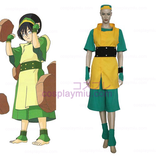 Avatar The Last Airbender Cosplay Toph