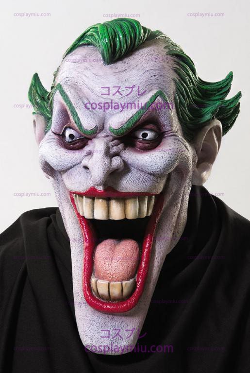 Joker latex μάσκα