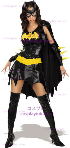Batgirl Medium Adult