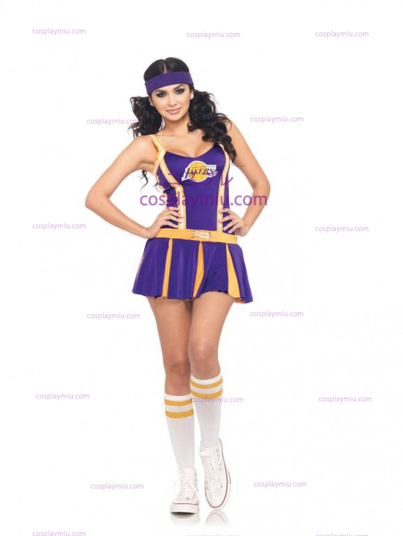 Lakers Στολή Adult Cheerleader