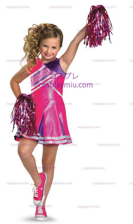 Barbie Κοστούμια Child Cheerleader