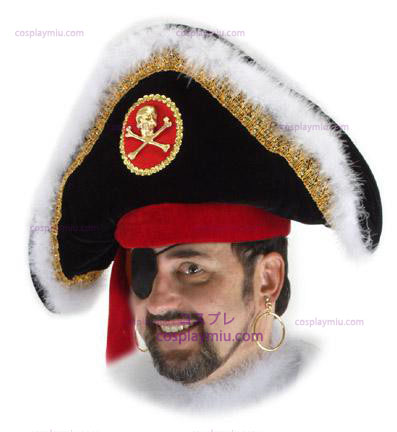 Fancy Pirate Καπέλα