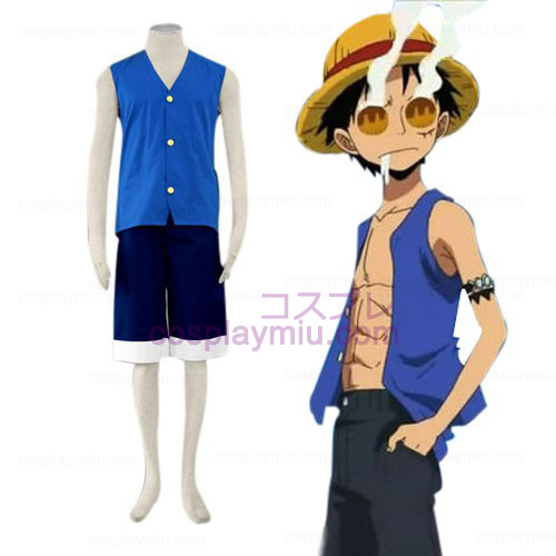 One Piece Κοστούμια Cosplay Luffy