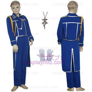 Fullmetal Alchemist Uniform - Kids Μέγεθος