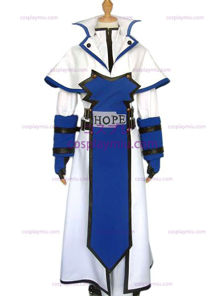 Guilty Gear Kai cosplay κοστούμι Kiske