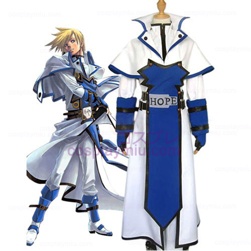 Guilty Gear Ky Κοστούμια Cosplay Kiske
